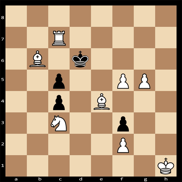 Mate in 4 Moves, White to Play | Chess Puzzle #103