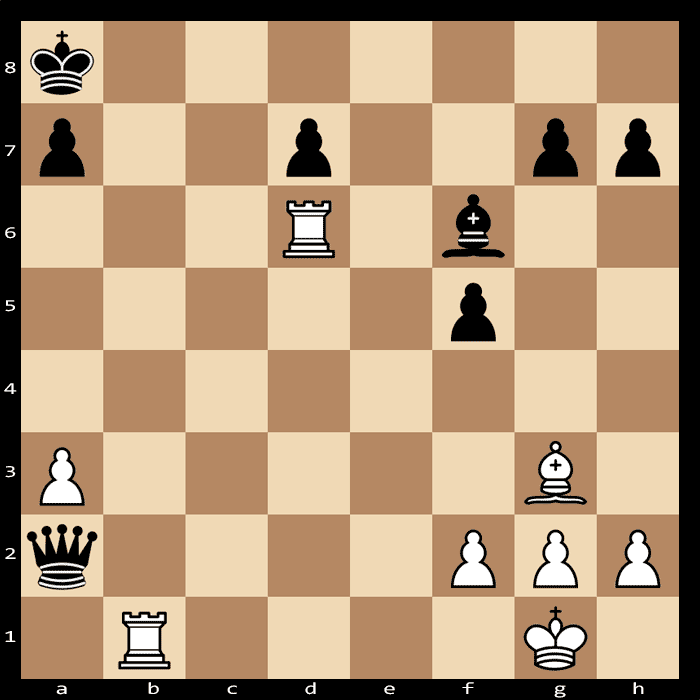 Mate in Three moves, White to play - Chess Puzzle #104