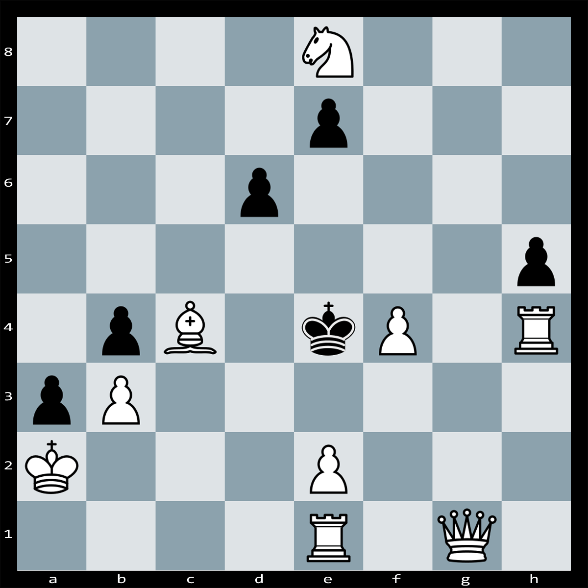 Mate in Two Moves, White to Play | Chess Puzzle #113