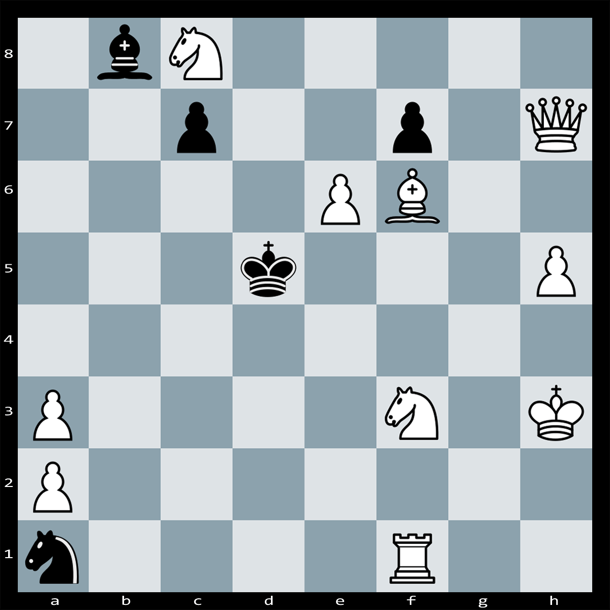 Mate in Three Moves, White to Play | Chess Puzzle #117