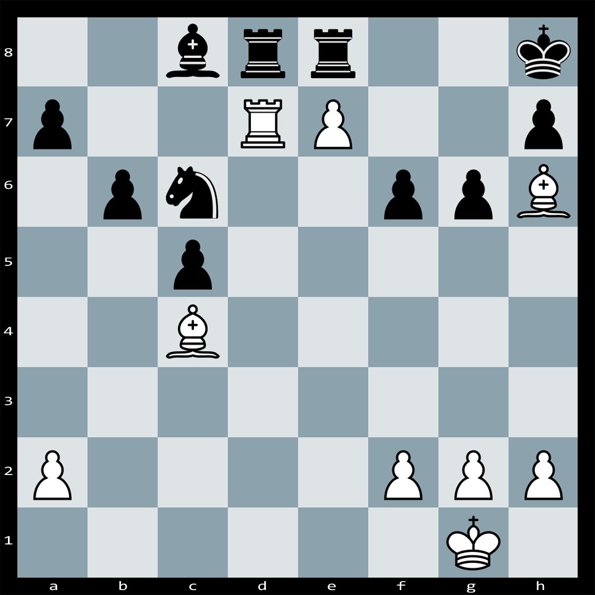 Mate in three Moves, White to Play | Chess Puzzle #118