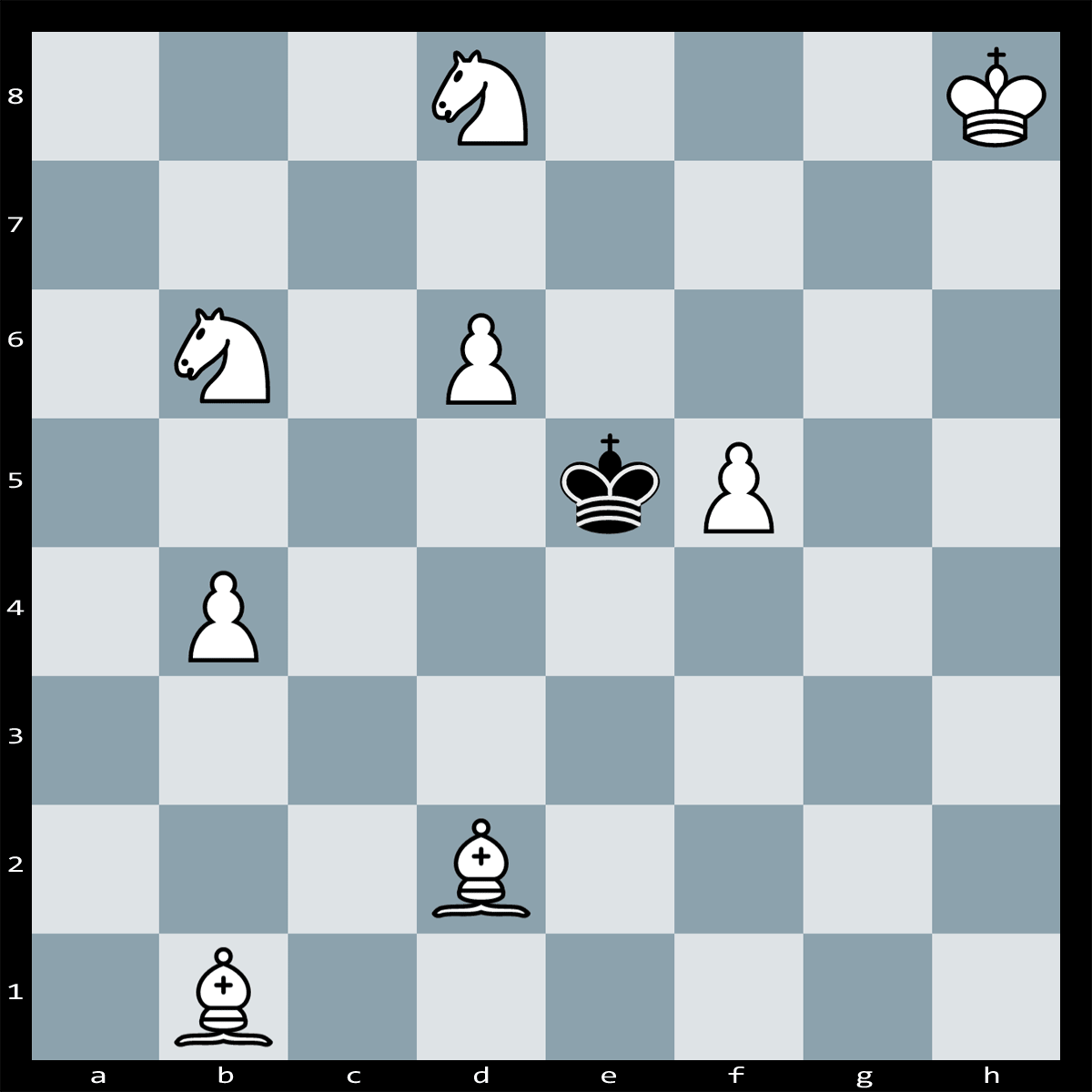 Mate in Two Moves, White to Play | Chess Puzzle #127