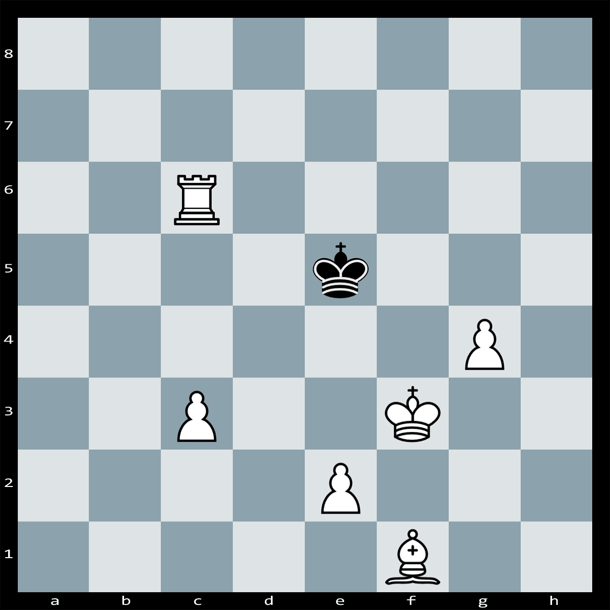 Mate in Two Moves, White to Play | Chess Puzzle #129