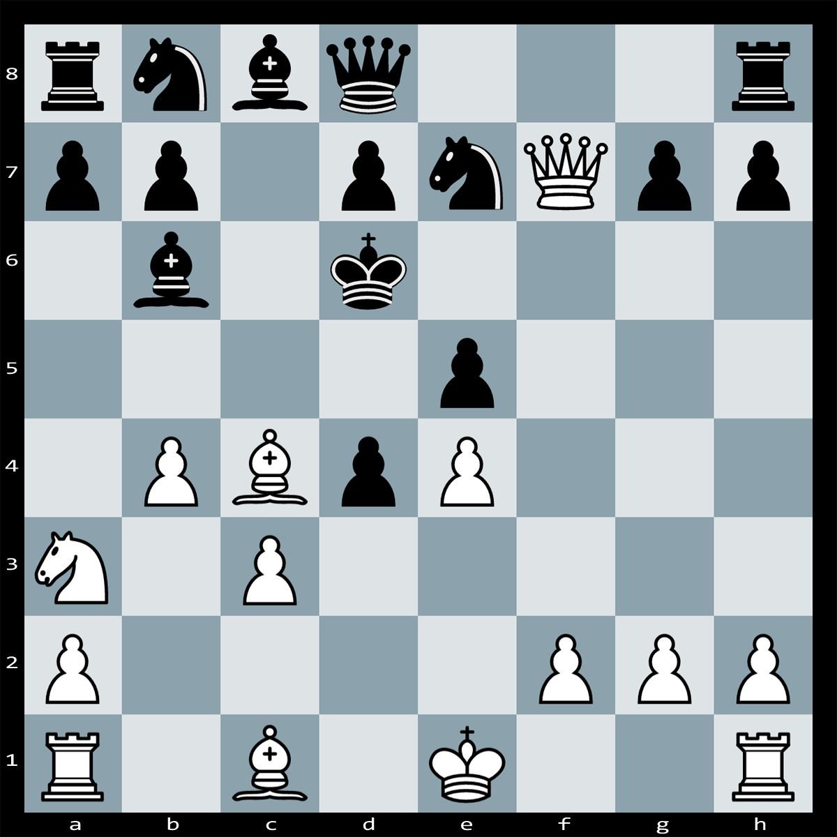 Mate in Three Moves, White to Play | Chess Puzzle #136