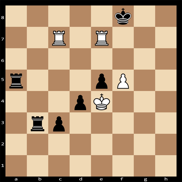 Mate in Four Moves, White to Play - Chess Puzzle #83
