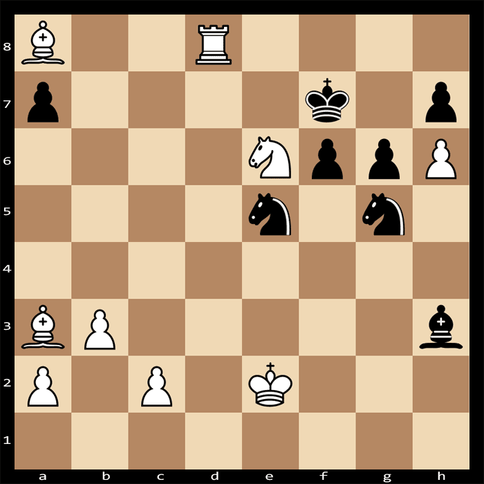Mate in Four Moves, White to Play | Chess Puzzle #97