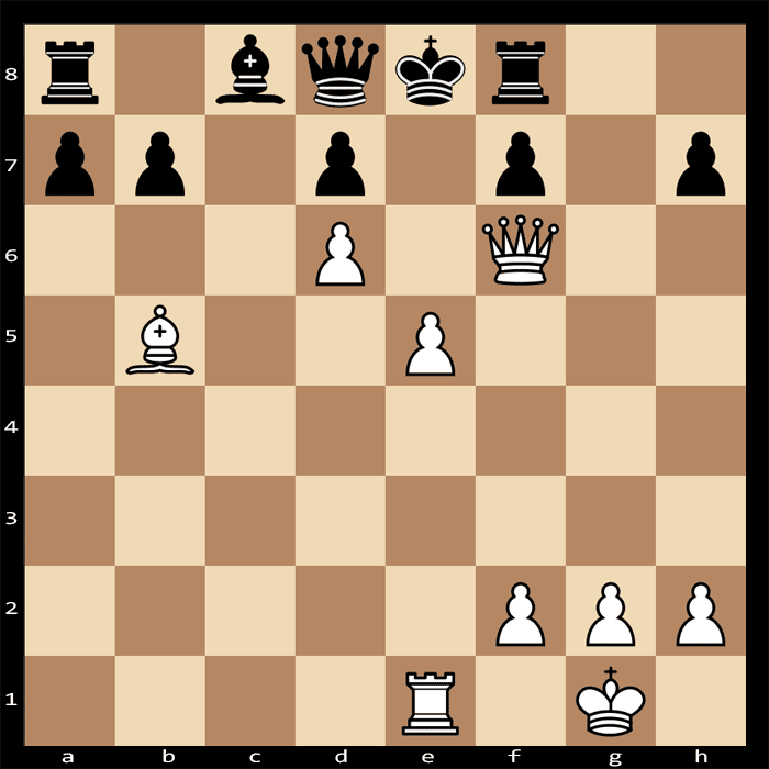 Find checkmate in four moves, White to play.
