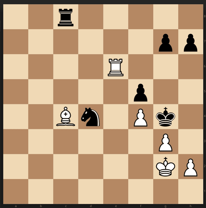 Mate in Three Moves, White to Play - Chess Puzzle #73