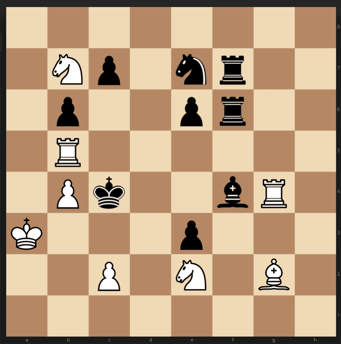 Mate in Three Moves, White to Play - Chess Puzzle #75