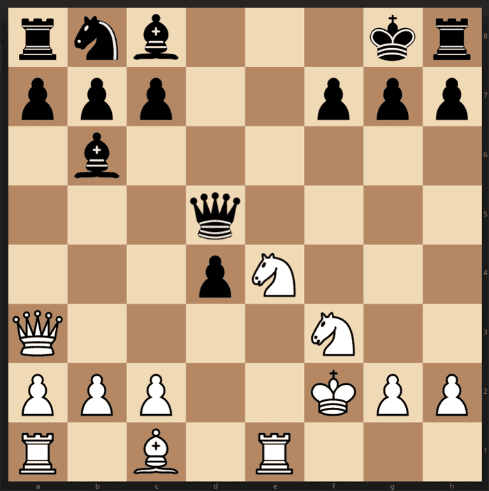 Mate in Four Moves, White to Play - Chess Puzzle #77