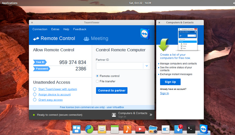 How to Install Teamviewer on Elementary OS