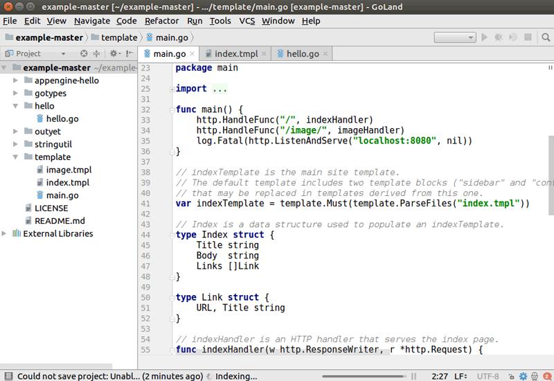 Install Jetbrains Gogland Go IDE on Ubuntu