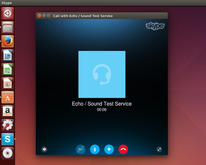 Skype in Ubuntu 14.04