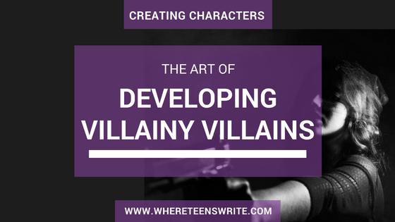 developing a villain