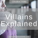 creating antagonists villains