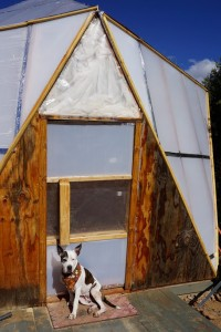 2016 Project - WWOOFer housing