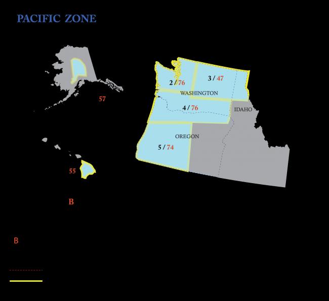 Pacific Zone