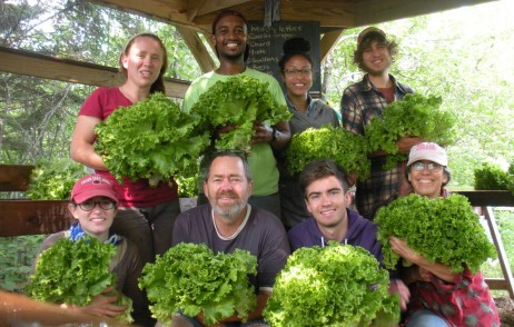 WWOOF-USA Host Farmer & WWOOFers in MN.