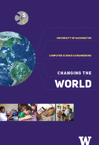 Changing the World brochure