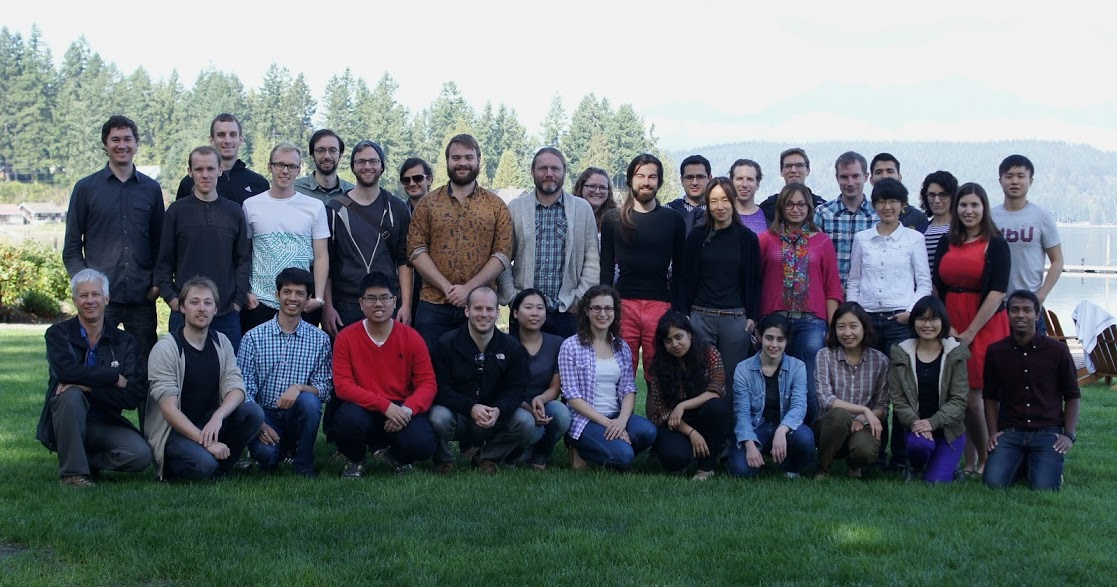 UW NLP Retreat Photo