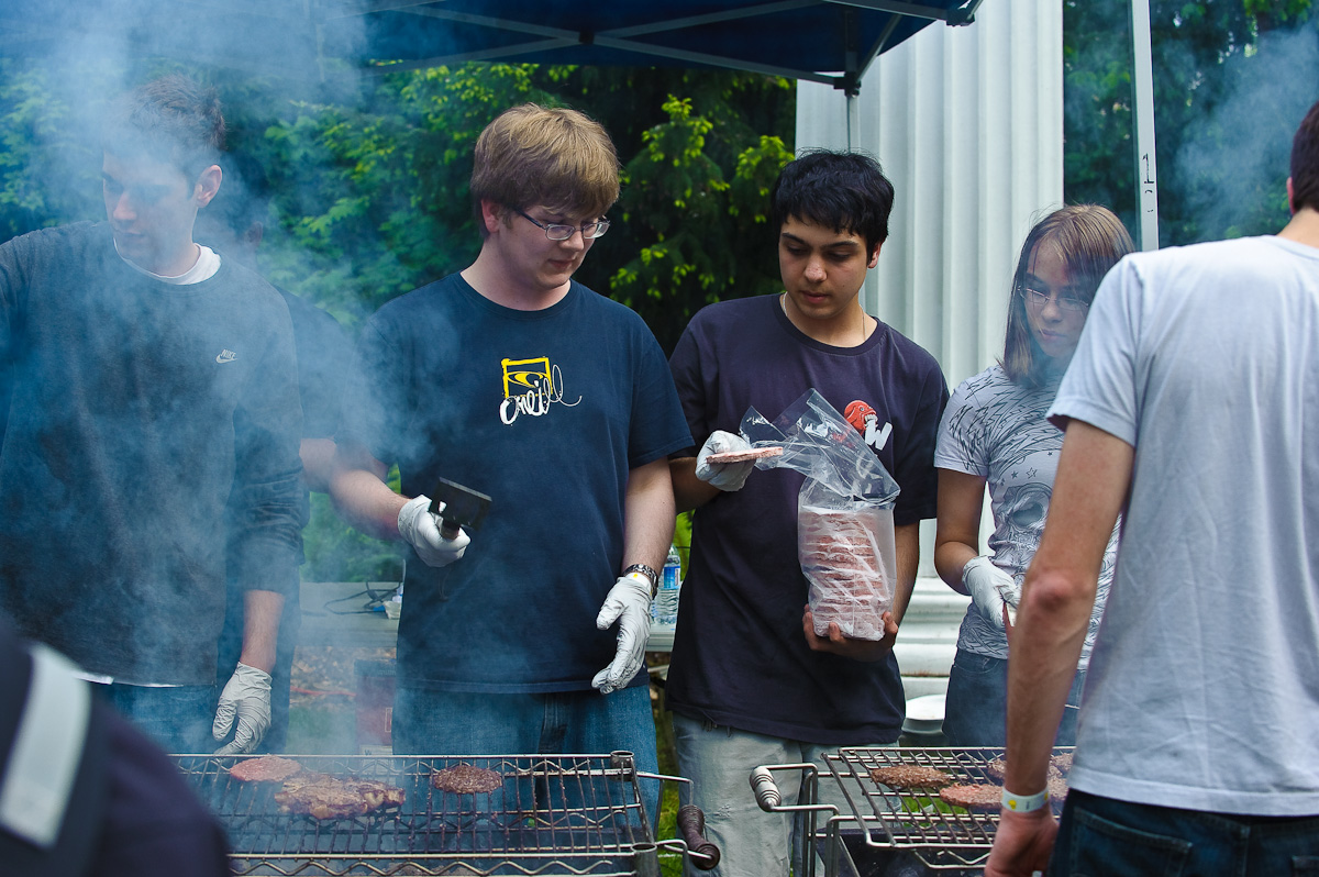 ACM Department BBQ
