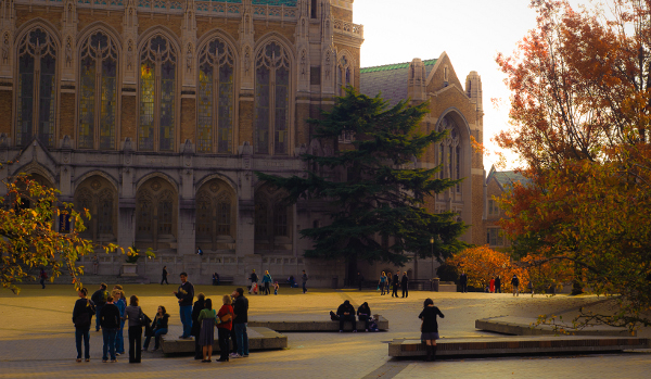 Red Square in the fall