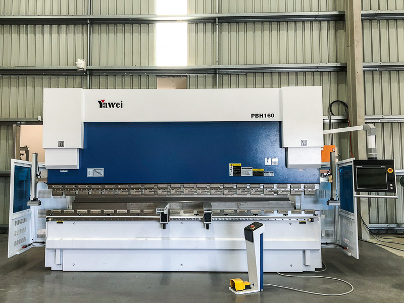 The acquisition of a new CNC Pressbrake and Fiber Laser has opened up new possibilities for DJN Switchboards