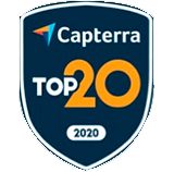 Capterra award logo