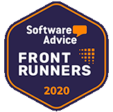 Software Advice award logo