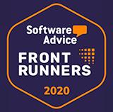 Software Advice award logo