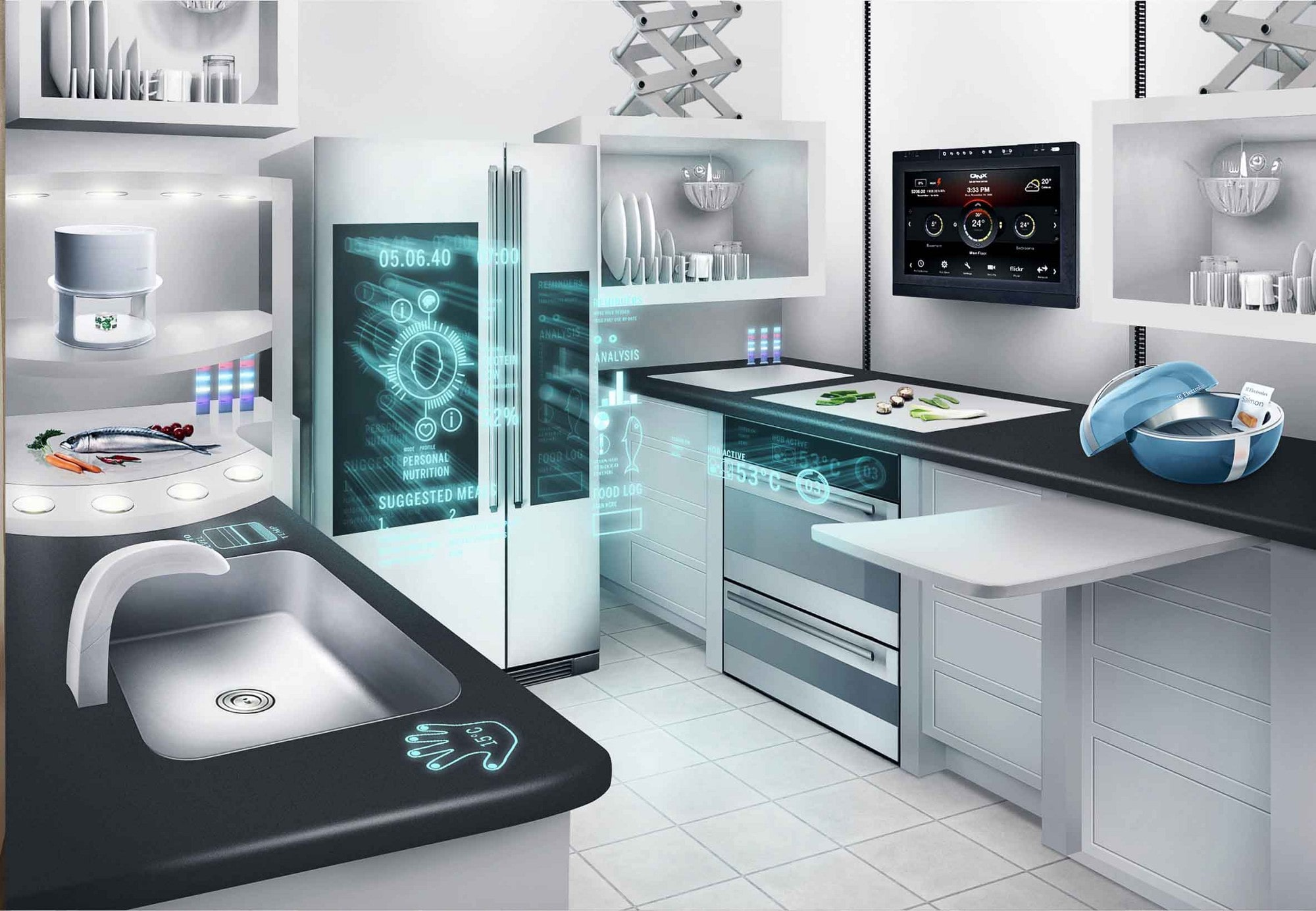 Internet of Things (IoT) in the Kitchen | Breadware