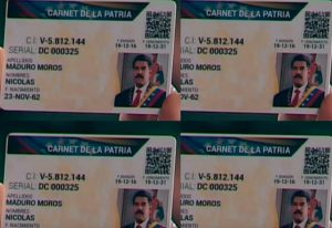 carnet patria rquisitos solicitar inscripcion censo inscripcion