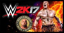 WWE 2K17!