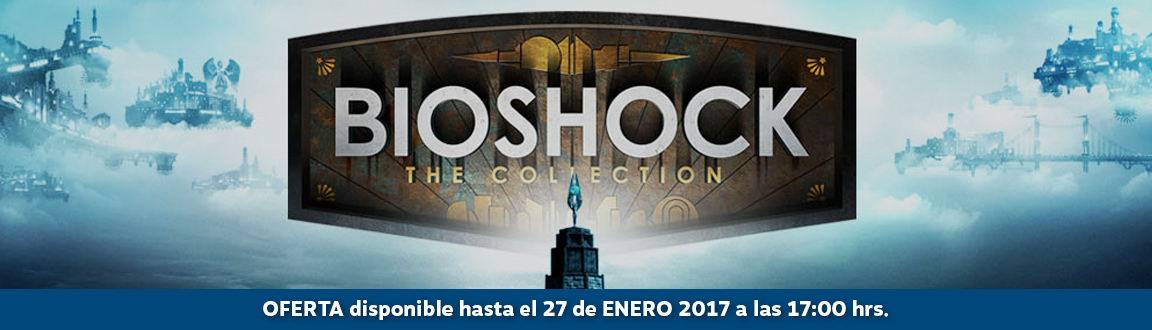 Bioshock The Collection!