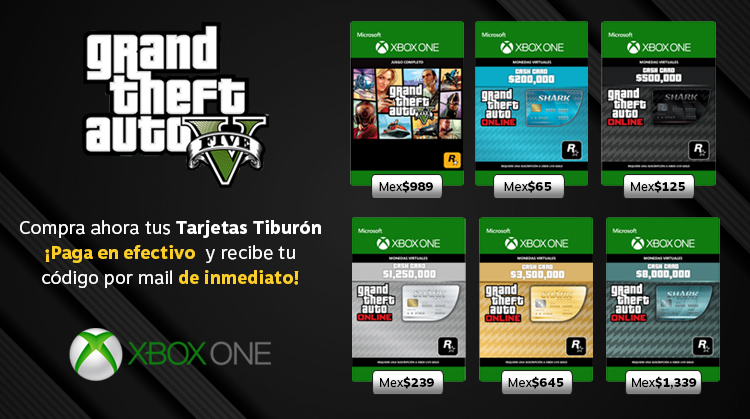 GTA para Xbox One!