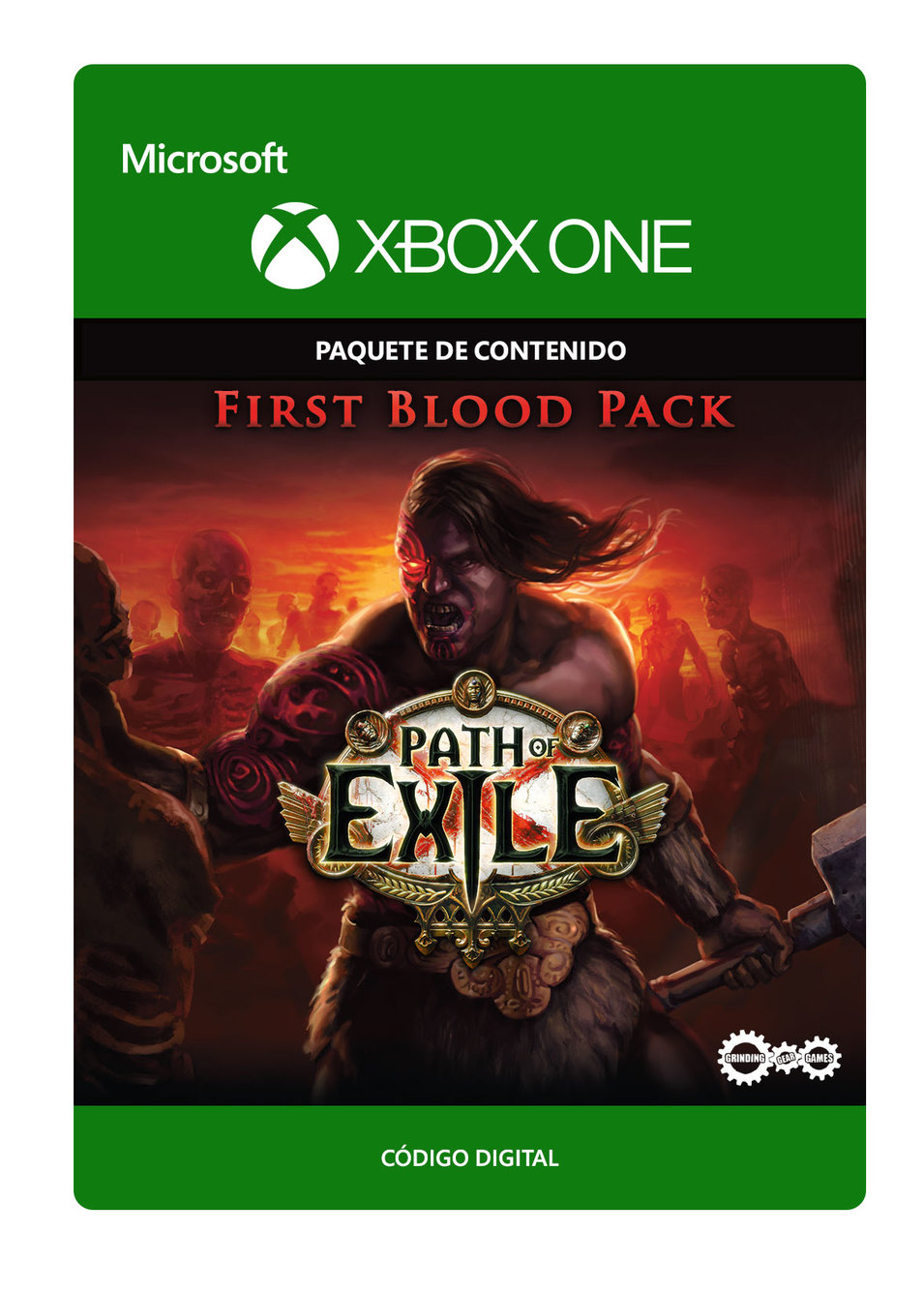 Path Of Exile: First Blood Pack