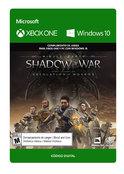 Middle Earth Shadow Of War - La desolación de Mordor (DLC)