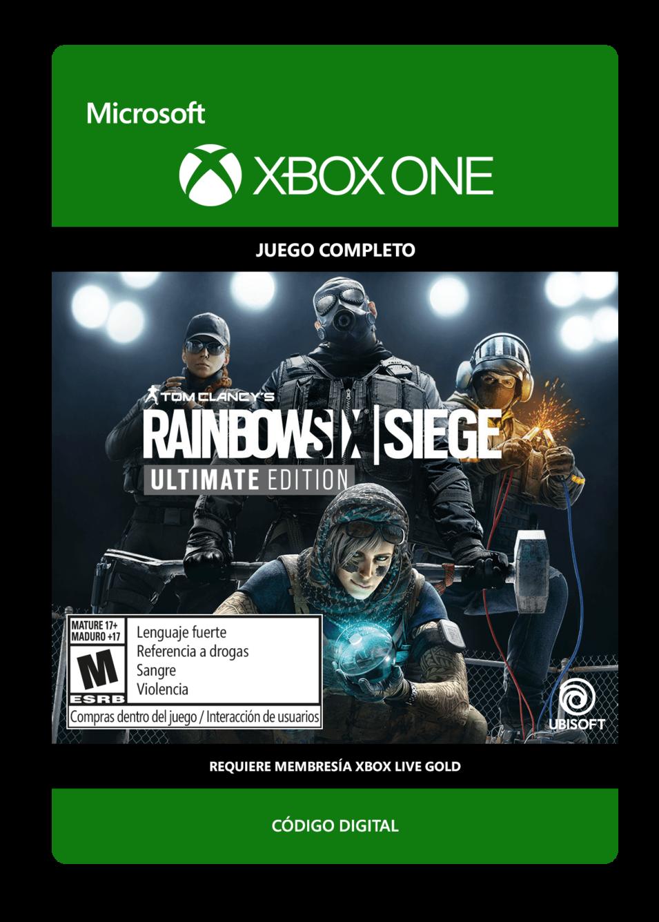 Tom Clancy s Rainbow Six: Siege Year 4 - Ultimate Edition