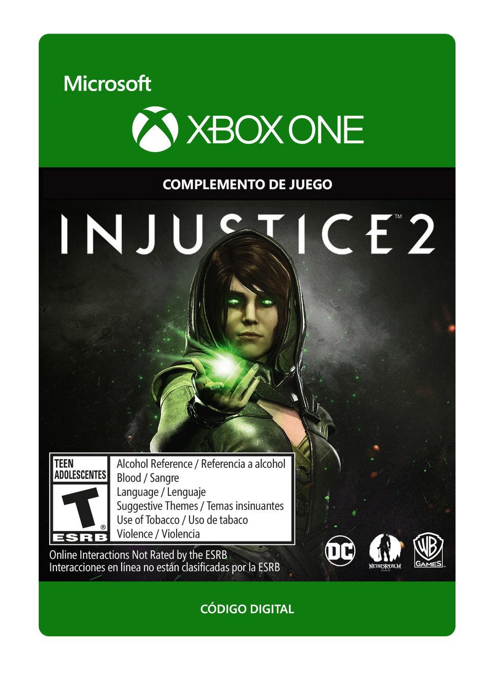 Injustice 2: Enchantress