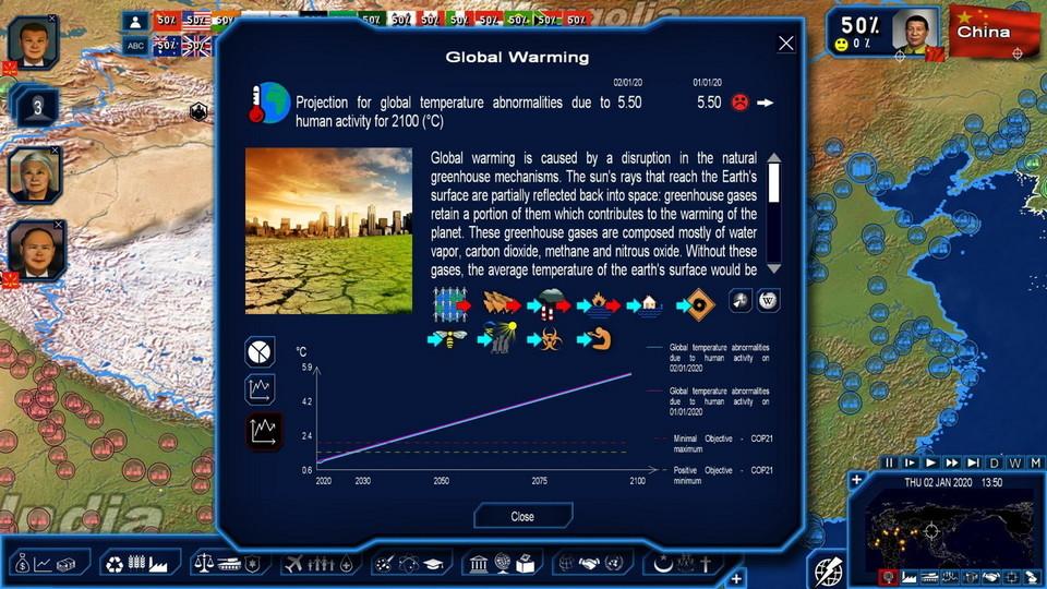 Power & Revolution 2020 Edition - Upgrade