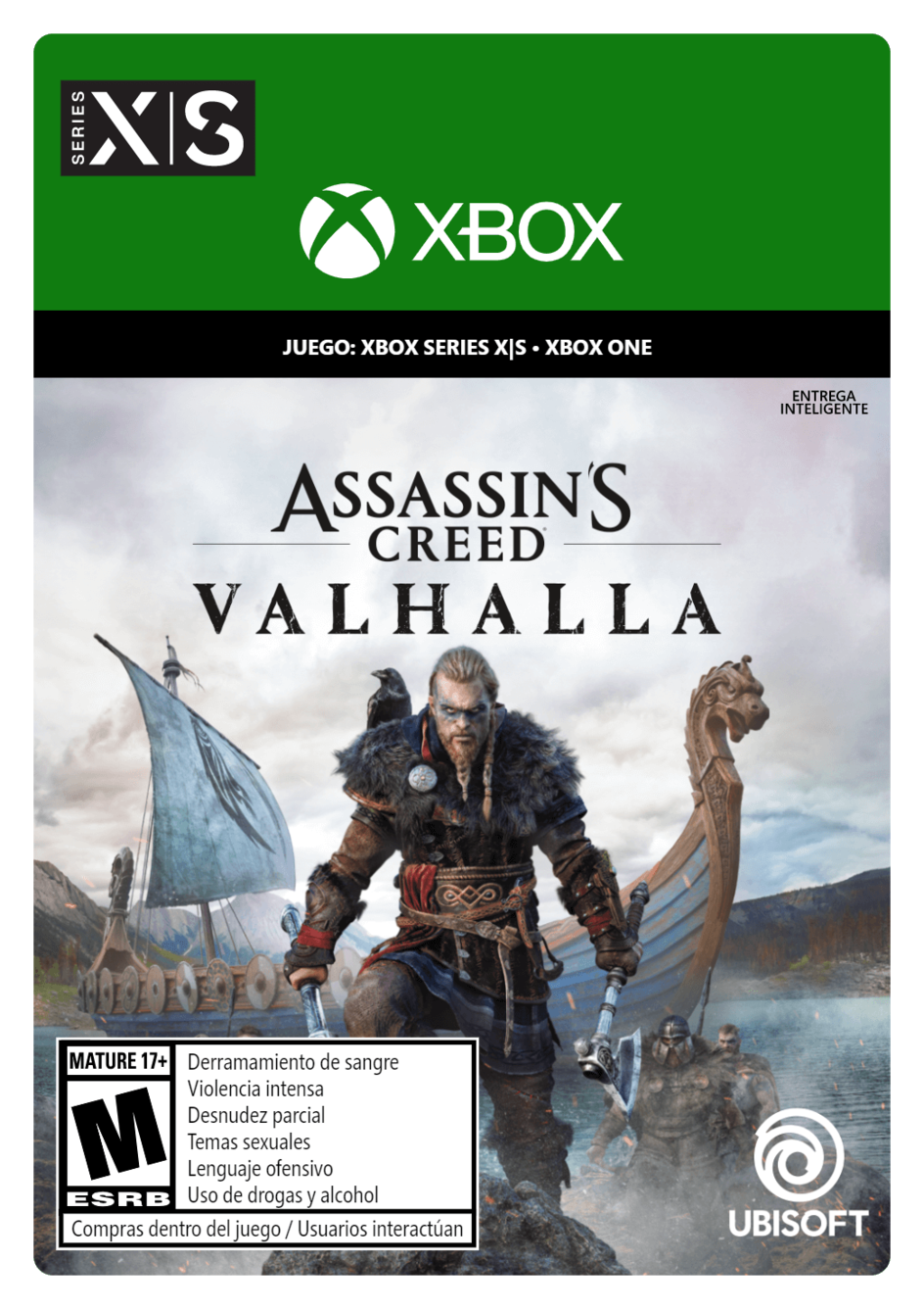 Assassins Creed Valhalla Standard Edition
