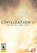 Sid Meier s Civilization® VI - Digital Deluxe (Mac)