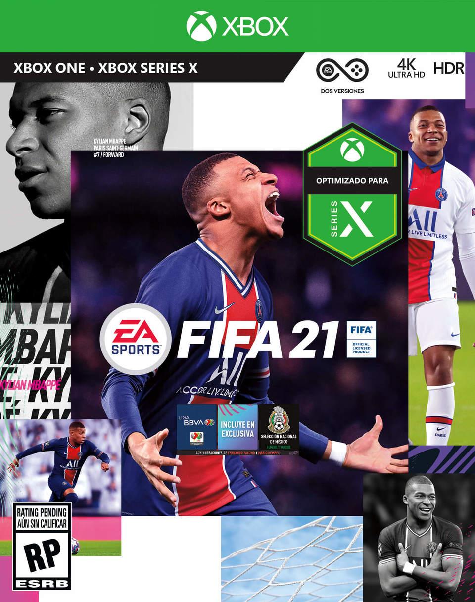 FIFA 21 Standard  Edition (Pre Venta)