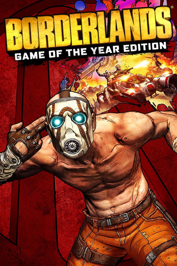 Borderlands: Game of the Year Enhanced(ROW) - Steam
