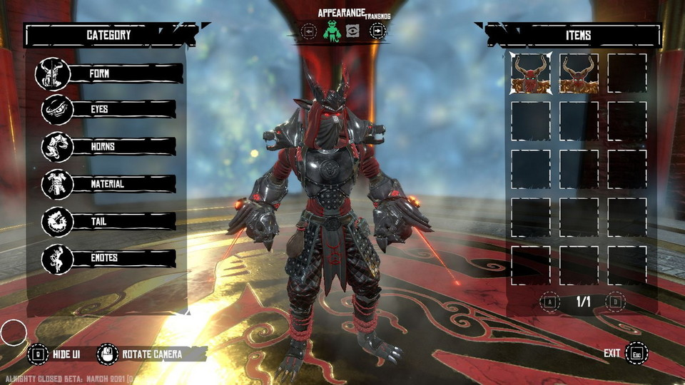 Almighty: Kill Your Gods - Ancestor Edition