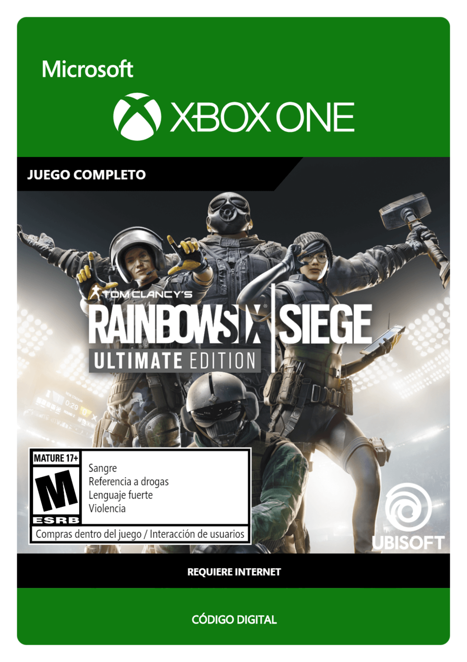 Tom Clancy s Rainbow Six Siege Year 5 Ultimate Edition