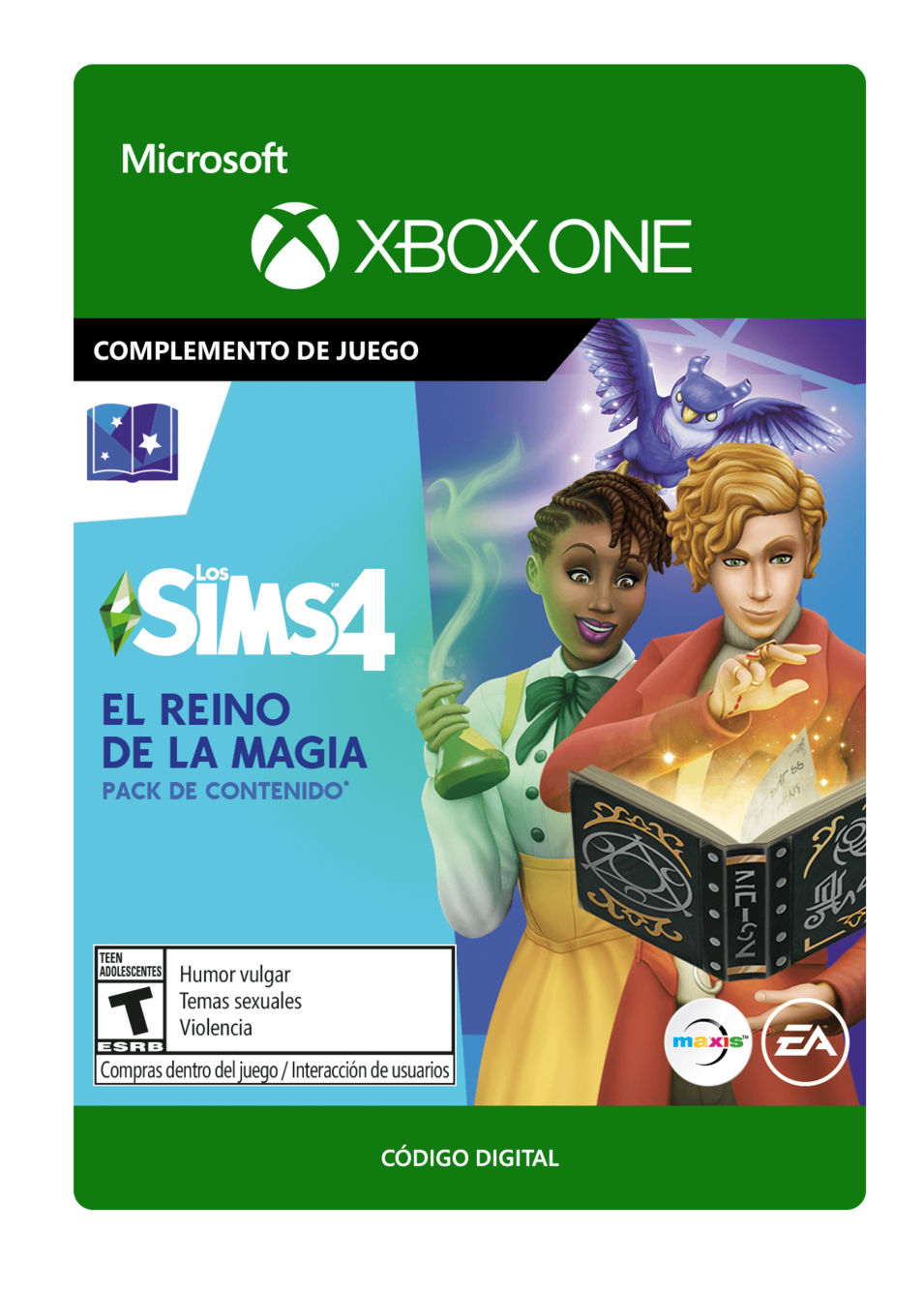 The Sims 4 Realm of Magic Reino de la Magia DLC