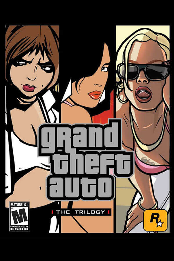 Grand Theft Auto: The Trilogy - Steam