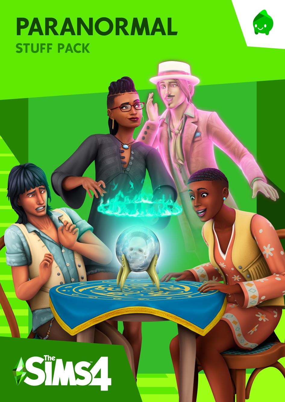 The Sims 4 Paranormal Stuff Pack - Origin