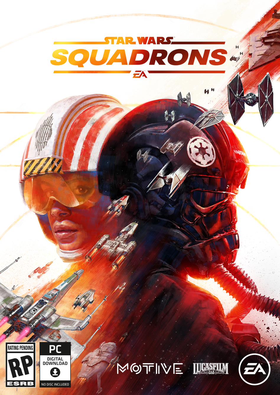 Star Wars: Squadrons - Origin